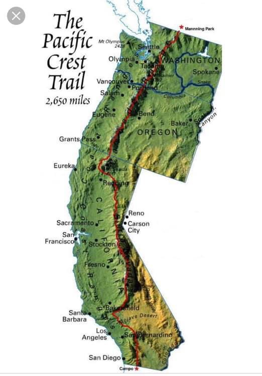 What is the PCT? Why am I doing it? – Scotty's 2019 PCT